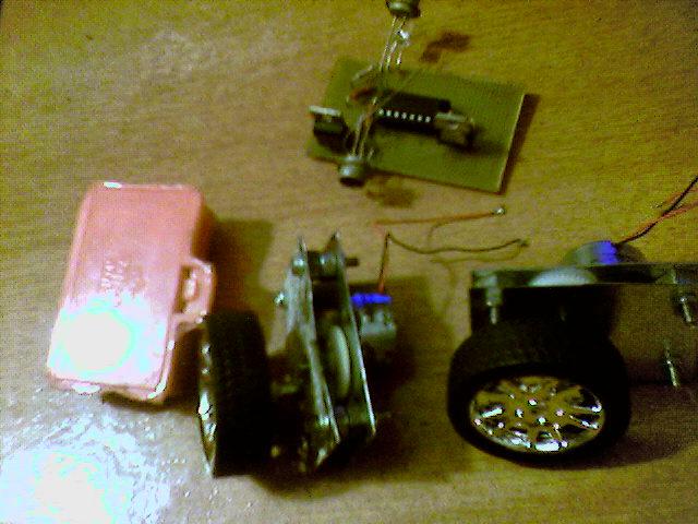 Свой небольшой бизнес - роботы из игрушек 2