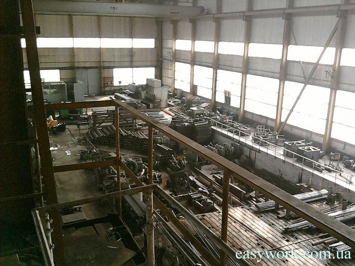 Первый стабильный доход в виде работы на заводе