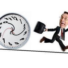 Организация времени в условиях пожирателей времени