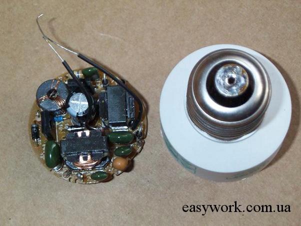 Открыть свой бизнес. Идеи для ремонта энергосберегающих ламп.