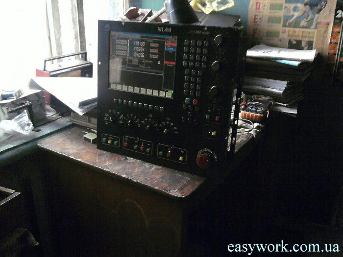 Самостоятельно освоенный ремонт станков с ЧПУ
