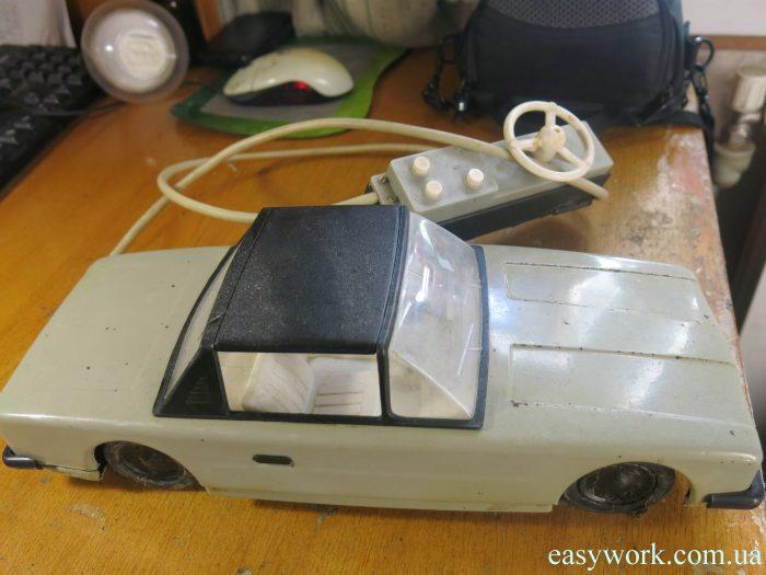 Машинка ЛЕН 17-17 после очистки