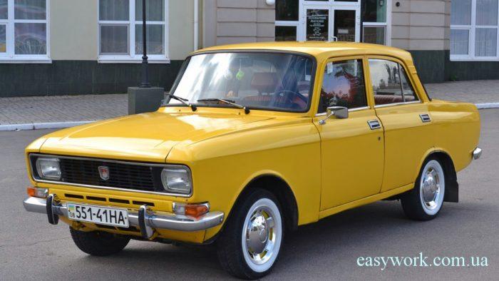 Автомобиль Москвич 2140