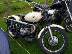 Продажа мотоциклов «Урал», как антиквариатной ценности