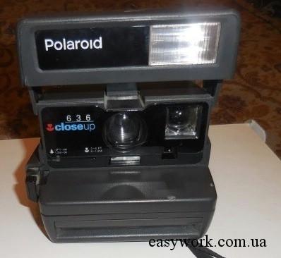 """Фотоаппарат """"Полароид"""" 636 Closeup"""
