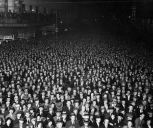 Толпа людей, которую можно использовать