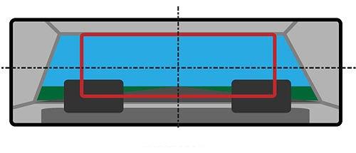 Настройка боковых зеркала заднего вида