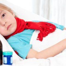 Ларингит у ребенка — опасность ложного крупа. Первая помощь