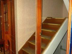 Лестница на второй этаж своими руками, в нашем доме