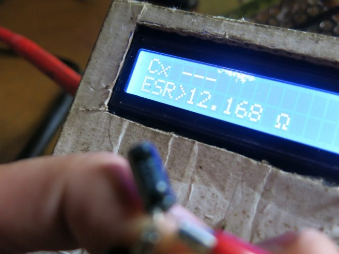 Конденсатор в цепи питания UC3842 с высоким ESR (фото 2)