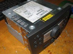 Магнитола CD30 BLAUPUNKT 13 190 856 (добавление AUX)