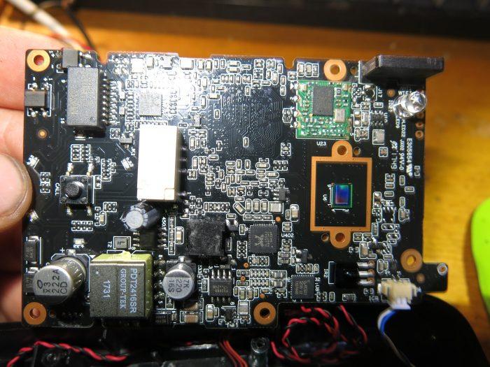 Внутренее устройство вызывной панели Dahua VTO2111D-WP (фото 2)