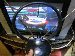 Ремонт антенны Vitek VT-3857 (подали неправильное питание)