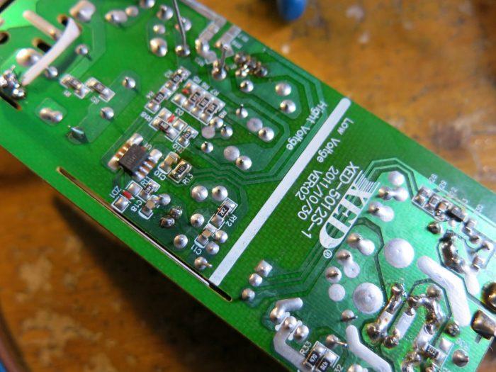Замена токоизмерительного резистора