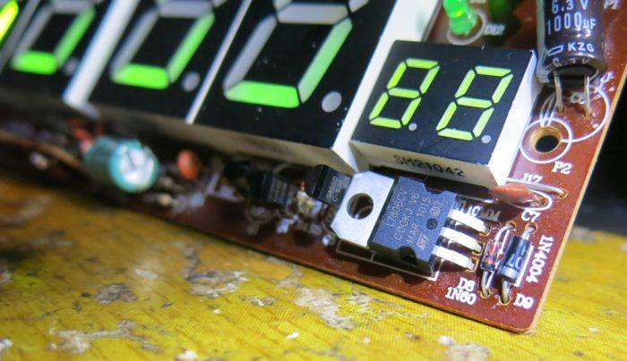Линейный стабилизатор L7806CV