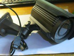 Ремонт IR видеокамеры LIA40ESFP (нет видеосигнала)