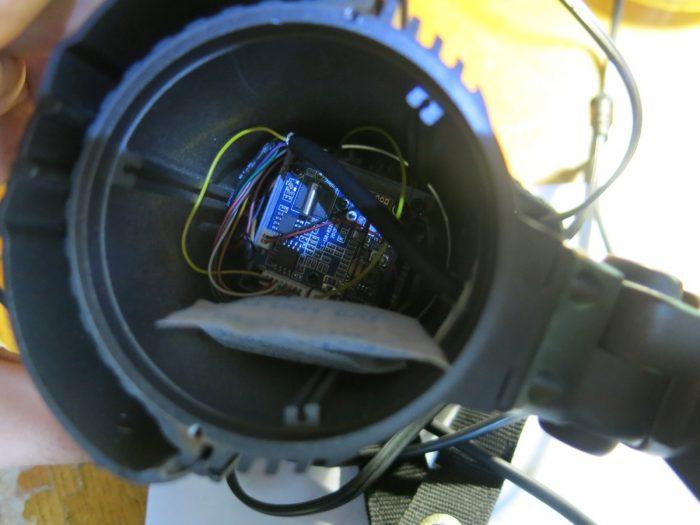 Открытая видеокамера LIA40ESFP