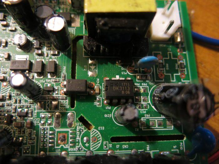 Блок питания Tiger T2 IPTV