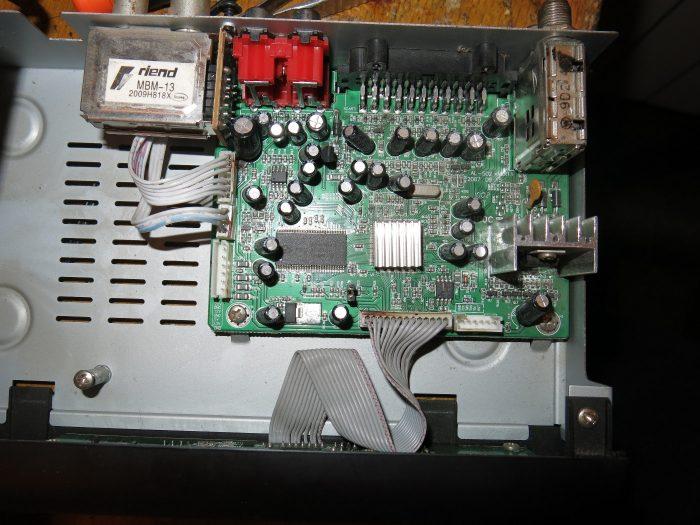 Начинка тюнера COSMOSAT 7100C - копия 4100C