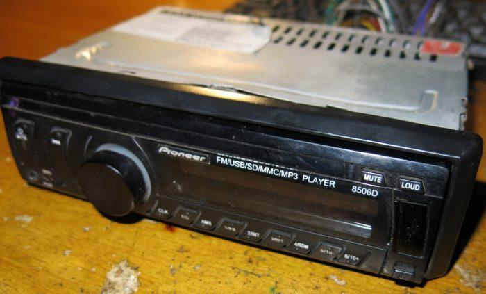 Магнитола Pioneer 8506D