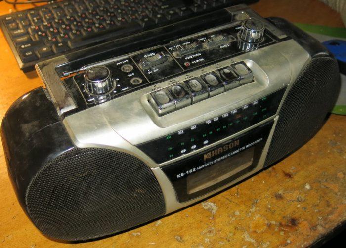 Магнитофон KASON KS-162