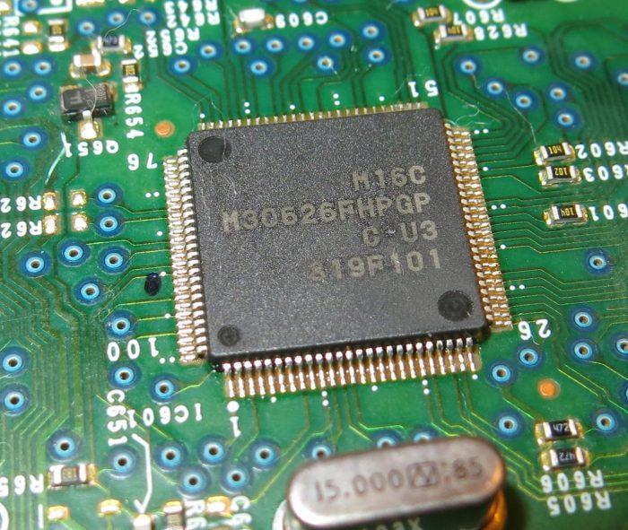 Процессор M16CM30626FHPGP