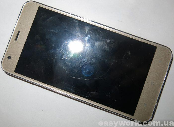 Внешний вид телефона Blackview A7 (фото 1)