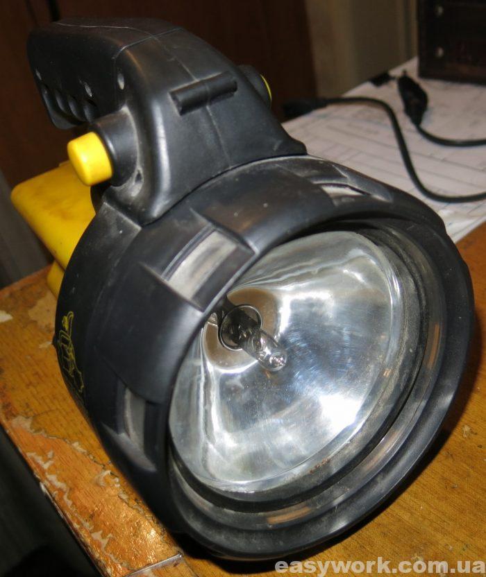 Фонарь GD-FL001-H-25Wb (фото 2)
