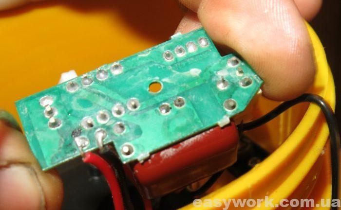 Плата зарядки аккумулятора (фото 1)