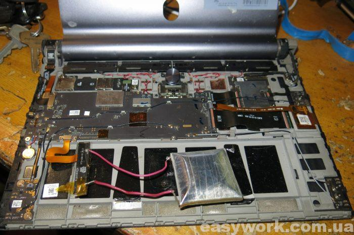 Разобранный планшет Lenovo YT3-X90L