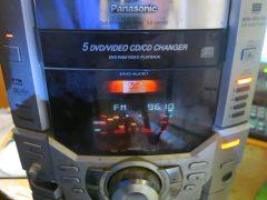 Ремонт музыкального центра PANASONIC SA-VK70D (нет звука)