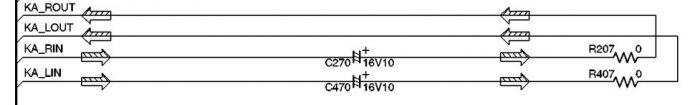 Трансформация сигналов KA_RIN и KA_LIN