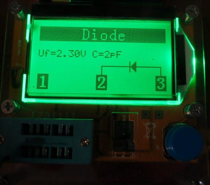 Проверка транзисторов (фото 1)