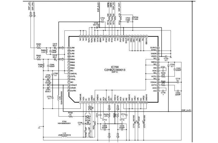Микросхема C2HBZC000013