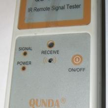 Ремонт тестера дистанционного сигнала QD-JCY02E (не пищит)