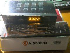 Ремонт тюнера ALPHABOX X3 (нет приема спутника AMOS)