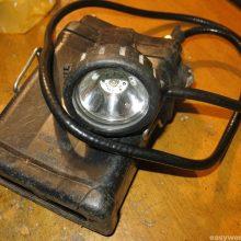 Ремонт шахтерского фонаря коногонки СГГ-5-1 (замена светодиода)
