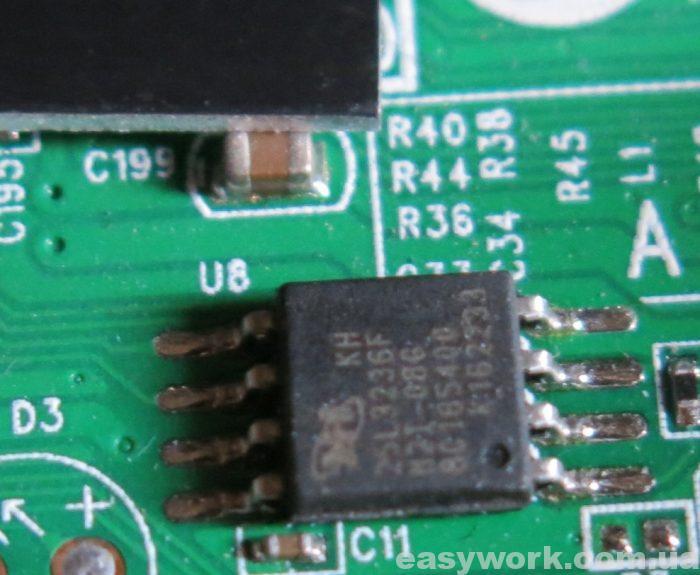 Радиатор замыкает конденсатор