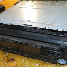 Ремонт магнитолы KENWOOD KDC-2094 (нестабильная работа)