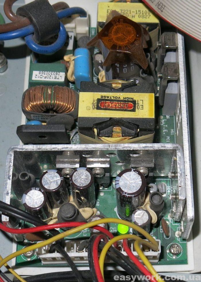 Блок питания видеорегистратора Ever Focus EDVR16D2