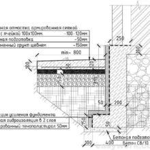 Анализ образования трещин в стенах дома (часть 2)