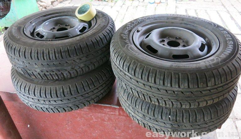 Автомобильные диски ВАЗ 2111