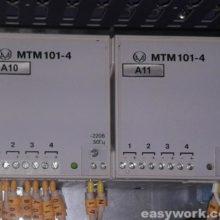 Ремонт блока питания МТМ101-4