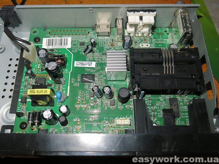 Внутреннее устройство STRONG SRT 8500