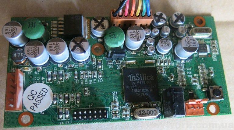 Заменяемые конденсаторы в БП