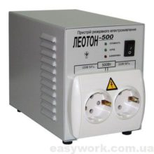 Ремонт ИБП Леотон-500 (не работает от аккумулятора)