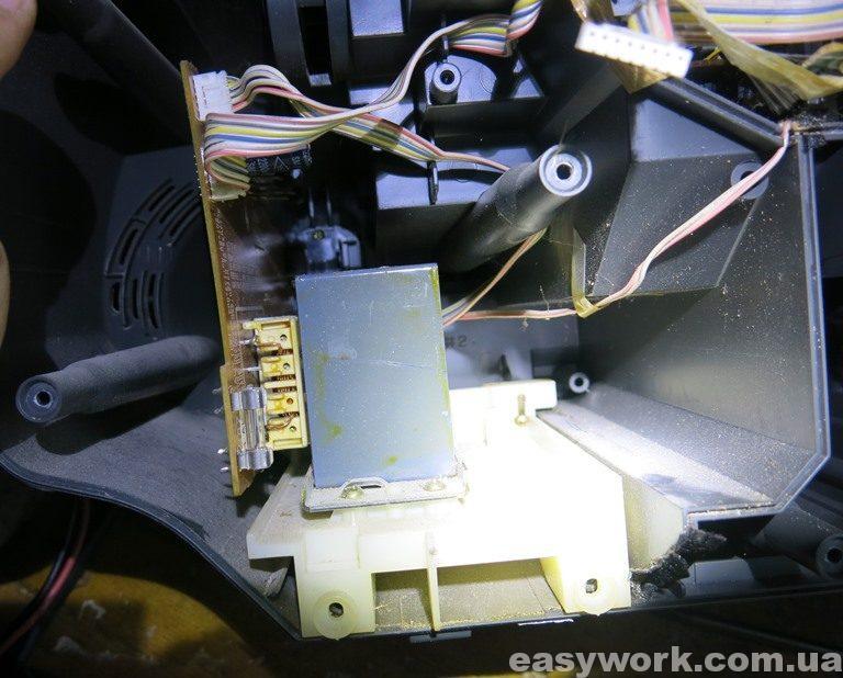 Блок питания магнитофона Sony CFD-G50L