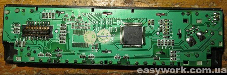 Плата панели Roadstar CD-943DVD (фото 1)