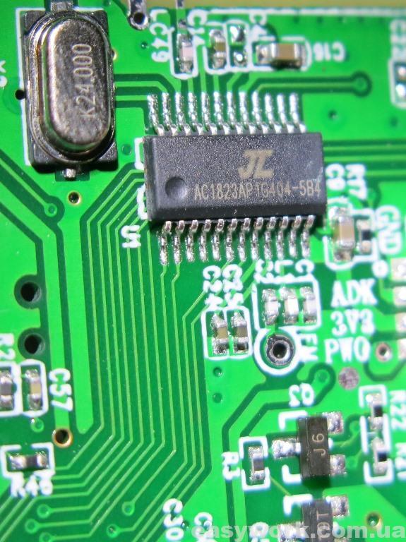 Микроконтроллер AC1823AP1G404-5B4