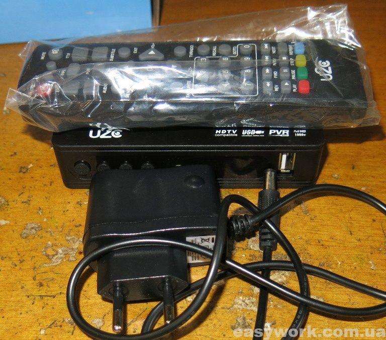 Т2 приемник U2C T2 HD